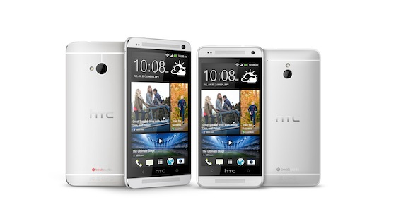 The new HTC One and HTC One mini