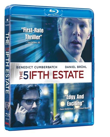 Fifth estate_Blu-ray