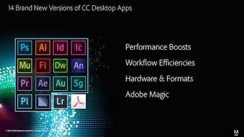 Adobe CC 14