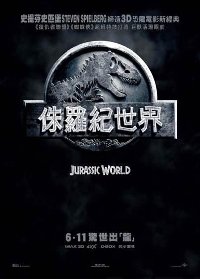 Jassic World Poster