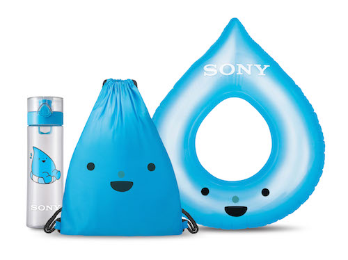 Sony Mobile Water Buddy