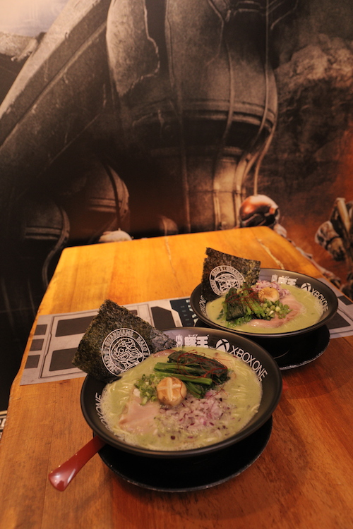 Halo 5 Noodle