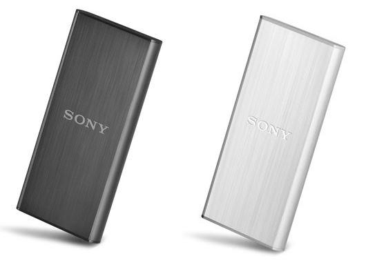 Sony External SSD
