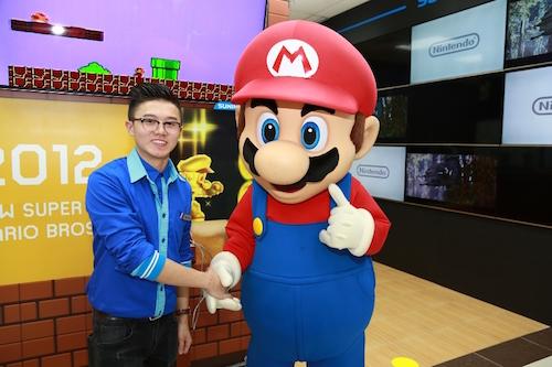Nintendo Zone  b