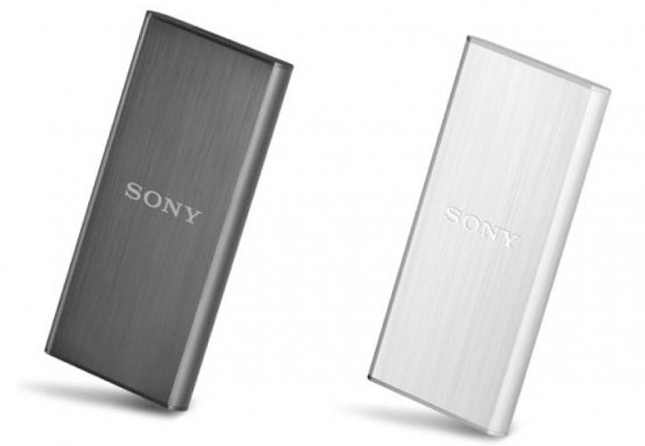 Sony 外置SSD