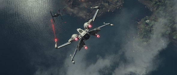 StarWars, Star Wars, The Force Awakens