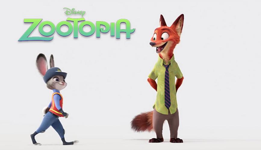 Zootopia, Disney, judy