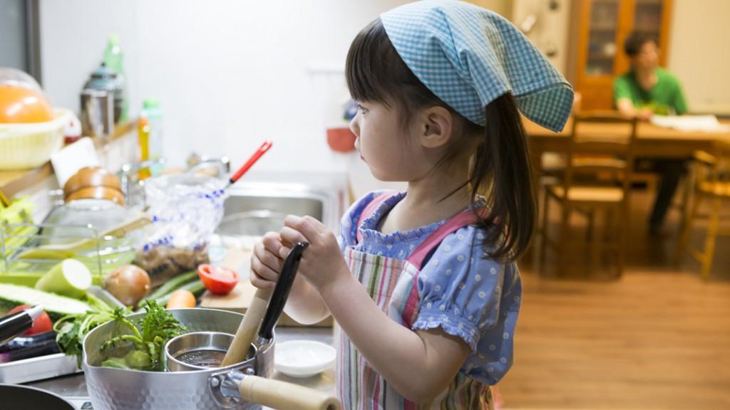 小花的味噌湯