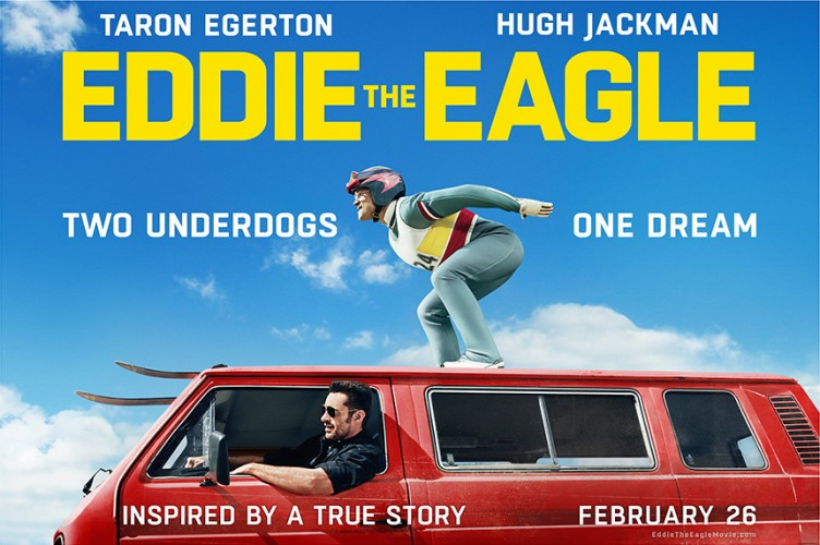 Eddie the eagle, 我要做鷹雄