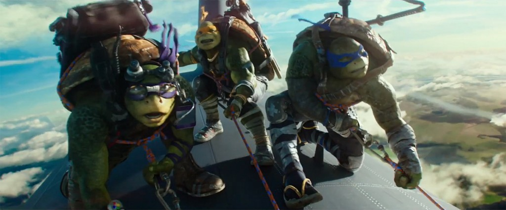 Ninja Turtles,Out of the Shadows,忍者龜, 魅影突擊,米高比爾, Michael Bay, Megan Fox,美瑾霍絲