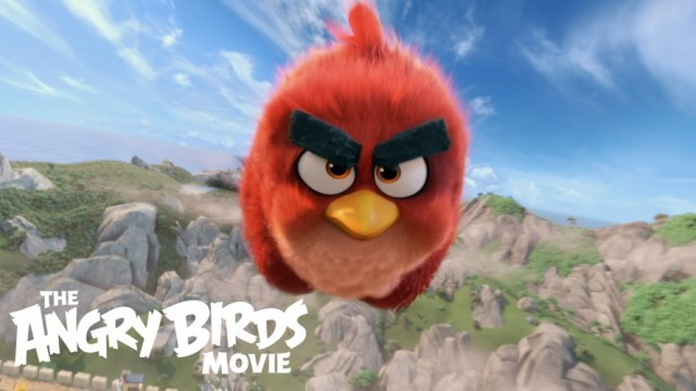 憤怒鳥, AngryBird, Review, movie, rovio