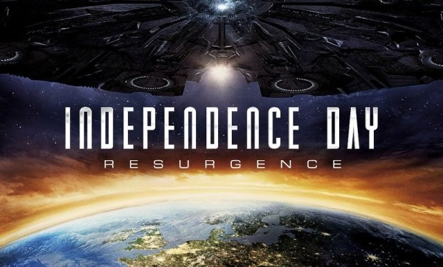 天煞地球反擊戰, Independence Day, resurgence, ufo