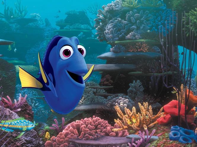 《海底奇兵 2》 FINDING DORY, DISNEY, pixar