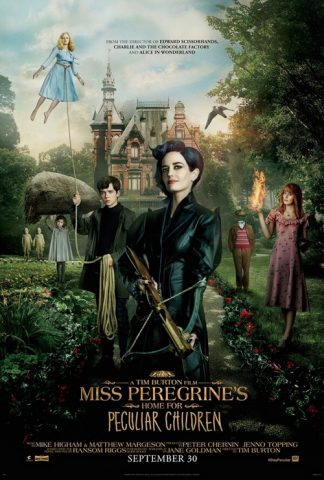《柏鳥小姐的童幻世界》,《Miss Peregrine's Home for Peculiar Children》, 伊娃格蓮, Eva Green, 森姆積遜, Samuel L. Jackson, 茱迪丹慈, Judi Dench, 阿薩巴特菲爾德, Asa Butterfield