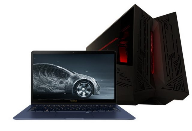 ASUS-ZenBook-3-Deluxe-UX490-external-graphics-performance-with-XG station 2_調整大小
