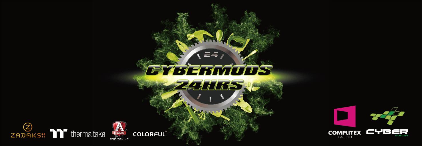 CyberMods 24hrs Banner