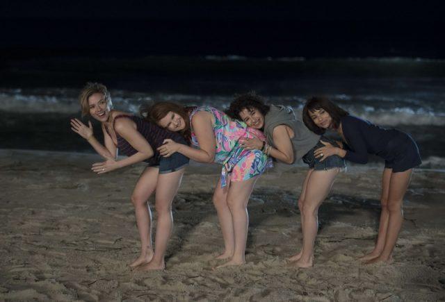 Scarlett Johansson;Jillian Bell;Ilana Glazer;Zoe Kravitz