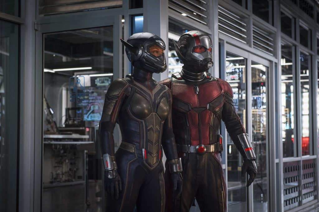 《蟻俠2:黃蜂女現身》,Ant-Man and The Wasp