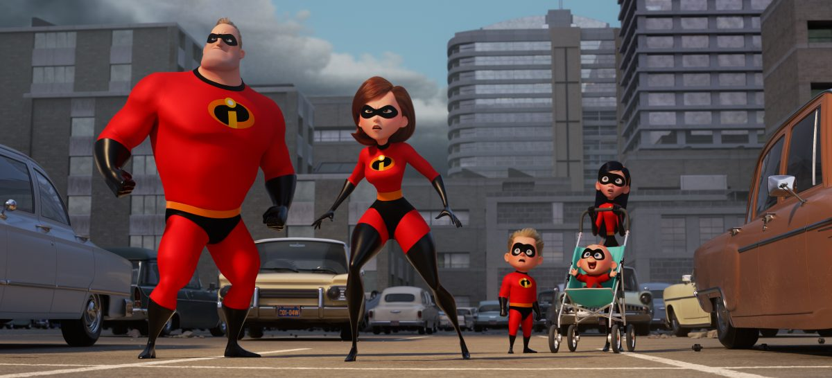 超人特工隊 2, Incredibles 2