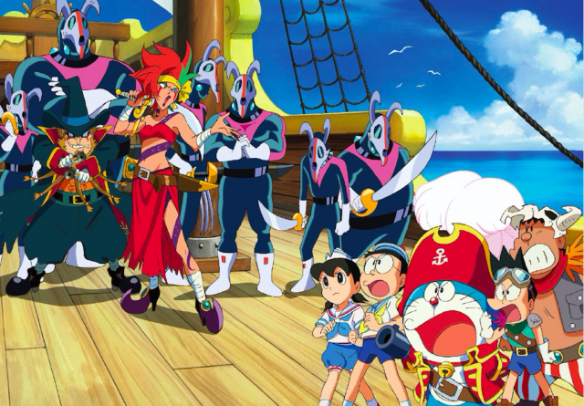 Doraemon the Movie 2018: Nobita's Treasure Island,ドラえもん のび太の宝島 ,電影多啦A夢:大雄之金銀島, Doraemon , 叮噹 ,大雄 ,藤子F不二雄, 叮噹劇場版
