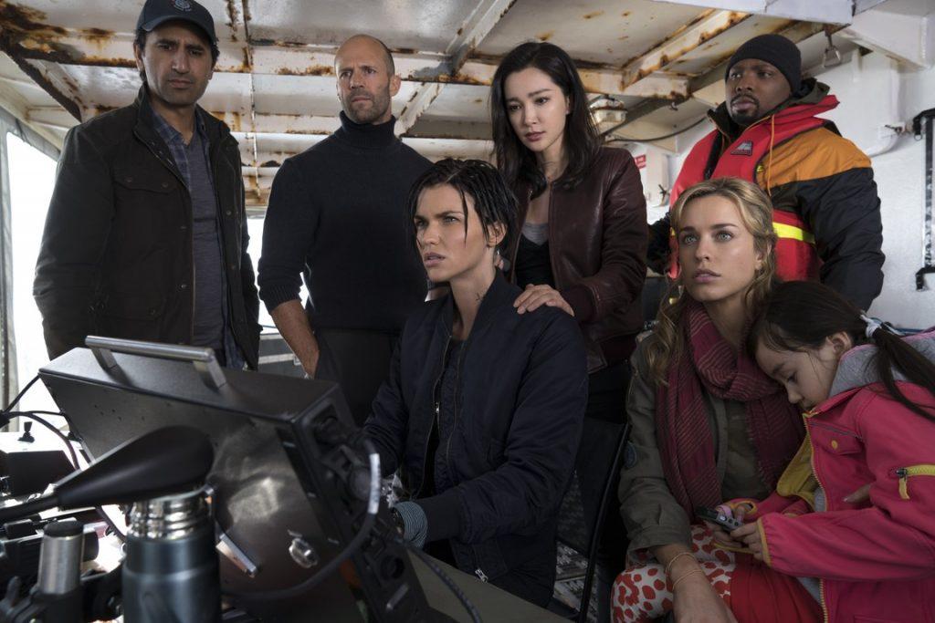 The Meg, Jason Statham, 李冰冰, 鯊魚, shark, 極悍巨鯊