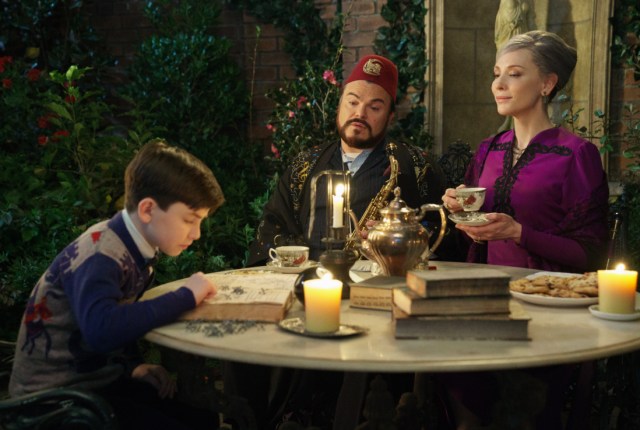 魔鐘奇幻屋, The House With A Clock In Its Walls, 積伯克 , Jack Black, 姬蒂白蘭芝, Cate Blanchett, 奧雲維卡路, Owen Vaccaro, 伊利羅夫, Eli Roth