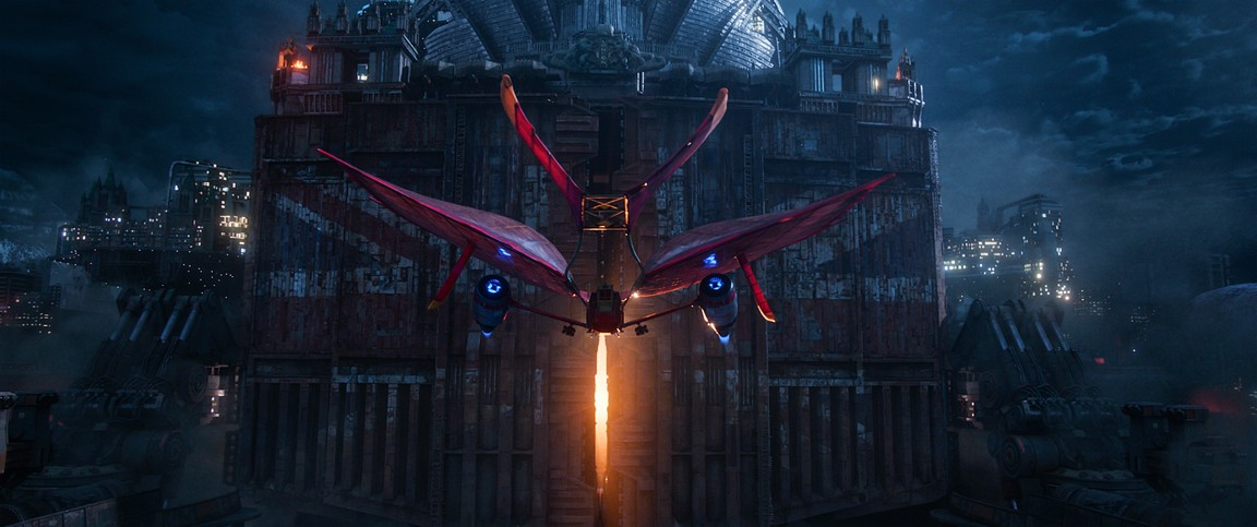 mortal engines, peter jackson