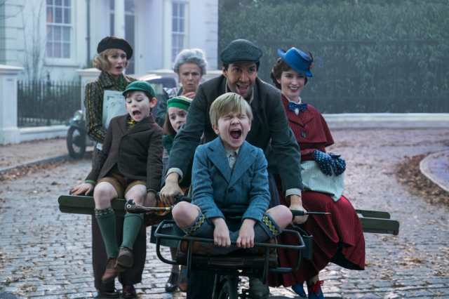 Walt Disney , 迪士尼, 《魔法保姆》,Mary Poppins Return,茱莉安德絲, Julie Andrews, 洛馬素 ,Rob Marshall , 馬克普拉特 , Marc Platt , 梅麗史翠普 ,Meryl Streep , 哥連費夫 , Colin Firth