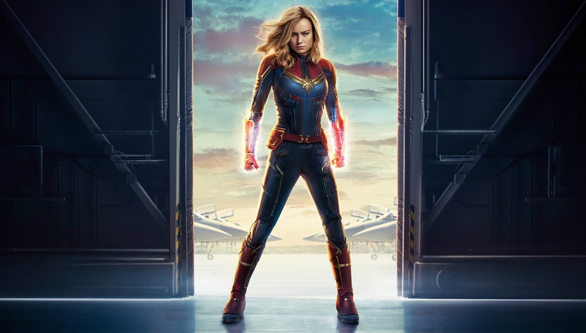 captainmarvel, marvel, brielarson, kree, stanlee, judelaw, shield