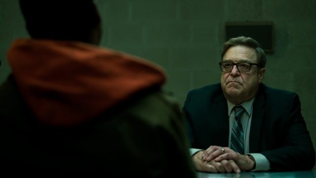John Goodman stars as Mulligan in Rupert Wyatt's CAPTIVE STATE, a Focus Features release. Credit: Parrish Lewis / Focus Features
